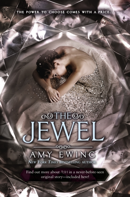 The jewel amy ewing hardcover read a sample enlarge book cover fandeluxe Images