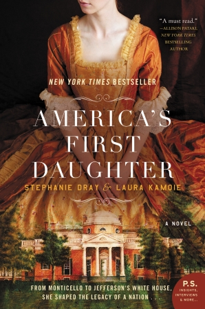 America's First Daughter book image