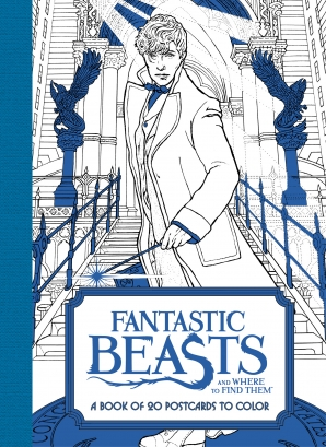 fantastic-beasts-and-where-to-find-them-a-book-of-20-postcards-to-color