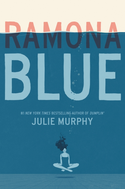 Book Cover Photography Quiz : Ramona blue julie murphy hardcover