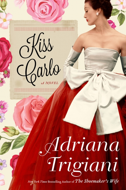 Image result for Kiss Carlo : a novel