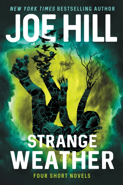 Image result for strange weather book cover