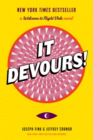 It Devours! book image