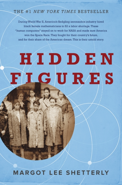 Image result for hidden figures book cover