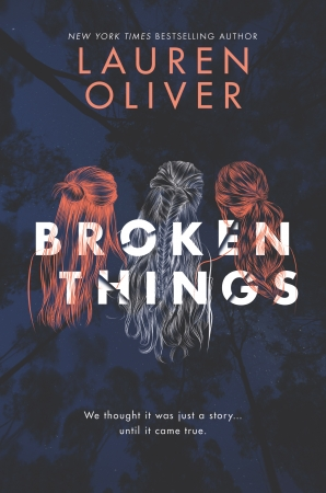 Image result for broken things lauren oliver