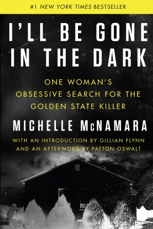 Image result for ill be gone in the dark book cover