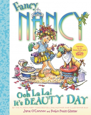 Fancy nancy ooh la la its beauty day jane oconnor hardcover fancy nancy ooh la la it fandeluxe Image collections